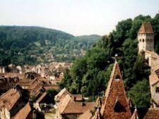 Orase medievale din Romania