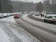 Comandament de iarna, in Bucuresti