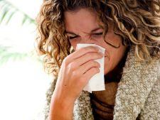 Creste numarul infectiilor respiratorii