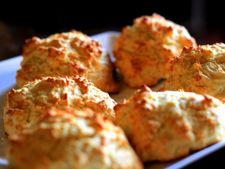 Reteta pentru copii: biscuiti cu branza