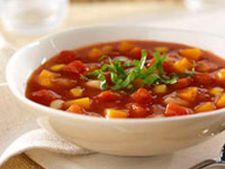 Supa de carne si legume pentru toamna