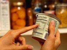 Etichete pentru alimentele sanatoase