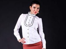 Andreea Tonciu va recomanda tinutele Fofy si Xara de pe www.HaineDama.ro
