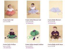 Mama si copilul: Tricouri pentru femei insarcinate si fustite de balerina pentru bebeluse