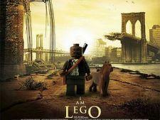 Top 5 afise de filme refacute din piese Lego