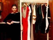 Malvina Cervenschi a lansat o colectie de haine