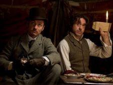 Vezi trailerul Sherlock Holmes: Jocul umbrelor (video)
