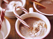 Ciocolata calda cu acadele