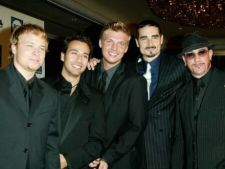 Grupul Backstreet Boys revine in formula originala