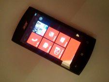 Acer lanseaza primul sau telefon cu Windows Phone 7.5
