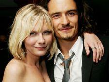 Kristen Dunst si Orlando Bloom, din nou impreuna pe ecrane
