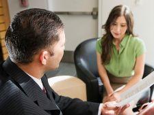 Greseli fatale la interviul de angajare
