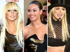 Britney Spears, Lady GaGa si Beyonce, in videoclipul trupei Kaiser Chiefs