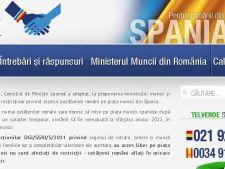 Ajutor de acasa, pentru romanii din Spania