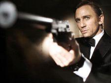Noul film James Bond se va numi Skyfall