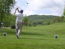 Terenuri de golf cu bani europeni