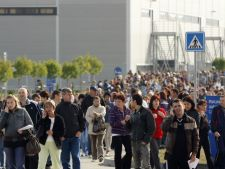 Nokia ofera concediatilor de la Jucu pana la sapte salarii compensatorii