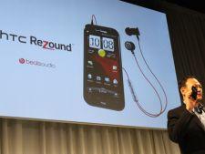 HTC Rezound - telefonul cu procesor dual-core de 1,5GHz