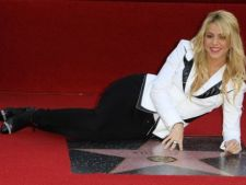 Shakira are stea pe Walk of Fame