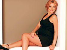 Elena Gheorghe se pregateste pentru maternitate