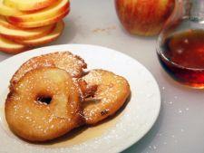 Desert de toamna cu mere prajite