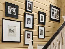 Unde si cum sa plasezi portretele de familie