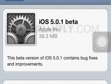 Update-ul iOS 5.0.1 - lansat - repara bateria iPhone 4S