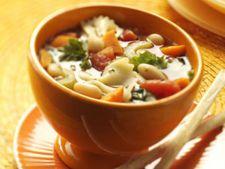 Supa italieneasca de legume cu vita