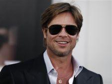 Brad Pitt renunta la actorie la 50 de ani