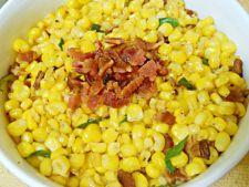 Porumb cu bacon si ceapa