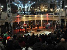 Concertul byron din Salina Turda, difuzata in premiera de HBO