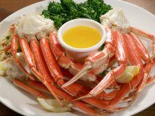 Cum sa gatesti picioarele de crab
