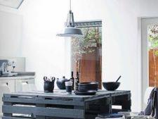 Cum sa transformi paletii de lemn in piese de mobilier - II