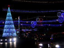 Se aprind luminile de sarbatori in Capitala - vezi cand