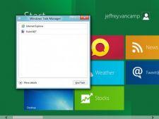 Instalarea Windows 8 se va face din 11 clickuri de mouse