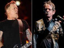 Albumul Metallica & Lou Reed, un esec la vanzari