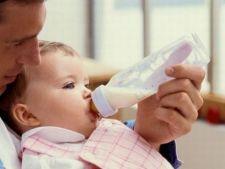 Alergia la proteinele din lapte la copii