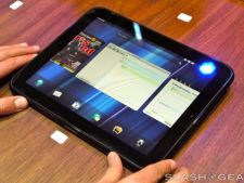 HP TouchPad, al doilea cel mai popular tablet PC dupa iPad