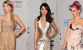 Cele mai reusite tinute de la American Music Awards 2011