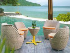 Cele mai bune materiale pentru mobilierul de gradina