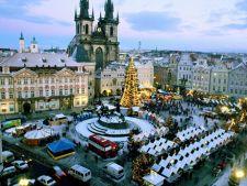 Unde gasesti piete de Craciun in Praga in iarna 2011