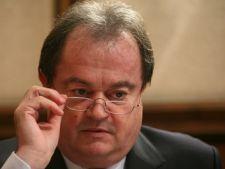 Vasile Blaga, noul presedinte al Senatului