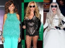Rihanna si Lady GaGa, scoase din categoria Dance la Grammy 2012