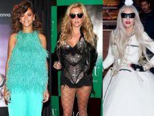 Rihanna si Lady GaGa, scoase din categoria Dance la Grammy 2012