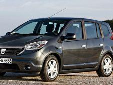 Dacia Lodgy incepe productia in Maroc in luna ianuarie