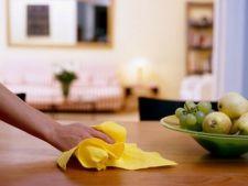 Cum sa faci curatenie rapid cand vin musafirii