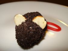 Desert de Sfantul Nicolae: soricei de ciocolata