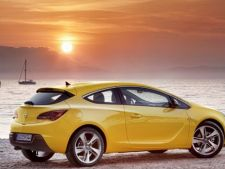Opel Astra GTC va fi lansat si in Romania. Afla cat va costa!
