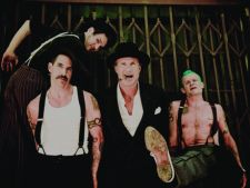 Oficial! Red Hot Chili Peppers concerteaza in 2012 la Bucuresti