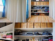 Cum sa transformi un dormitor mic intr-un dressing